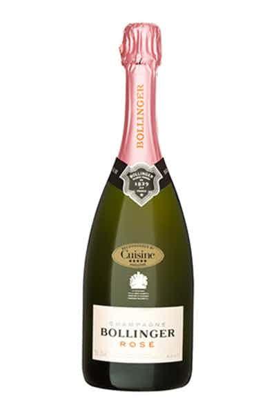 Bollinger Champagne Brut Rosé