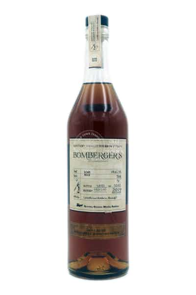 Bombergers Declaration Small Batch 108 Proof