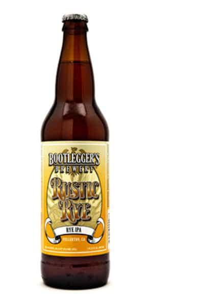 Bootlegger's Rustic Rye IPA