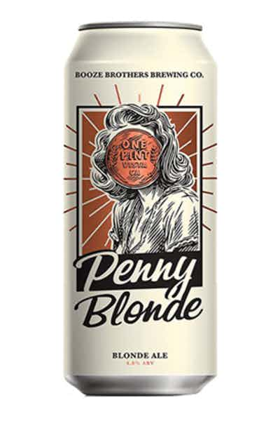 Booze Brothers Penny Blonde Ale