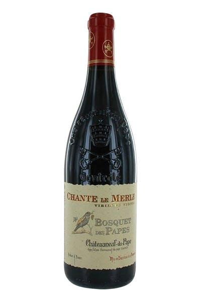 Bosquet Des Papes Chante Merle Vieilles Vignes