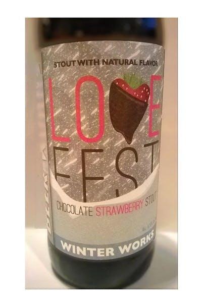 Boston Beer Works Love Fest Stout