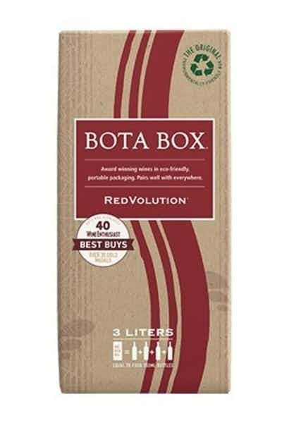Bota Box RedVolution -