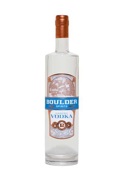 Boulder Spirits Vodka