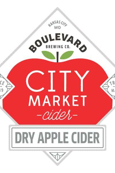 Boulevard City Market Dry Apple Cider