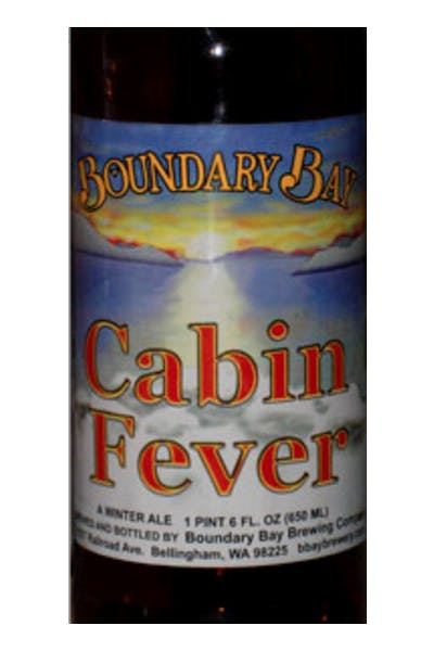 Boundary Bay Cabin Fever