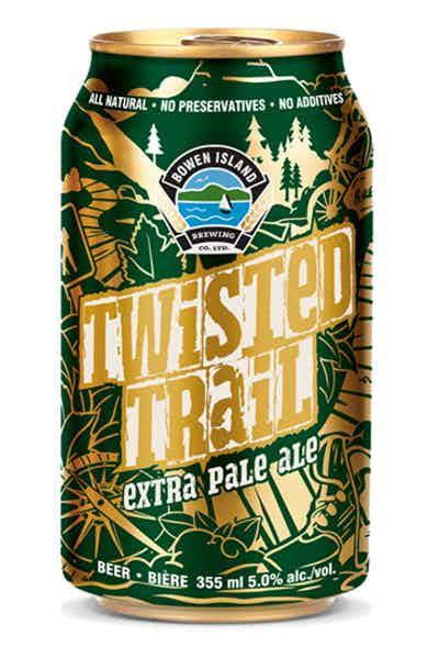 Bowen Island Twisted Trail Pale Ale