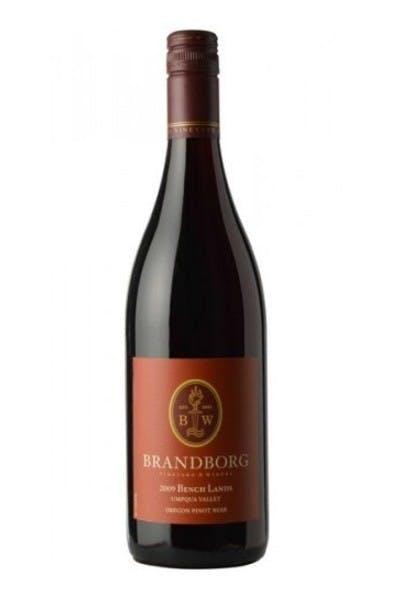 Brandborg Bench Lands Pinot Noir