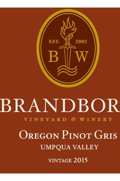 Brandborg Pinot Gris 2015