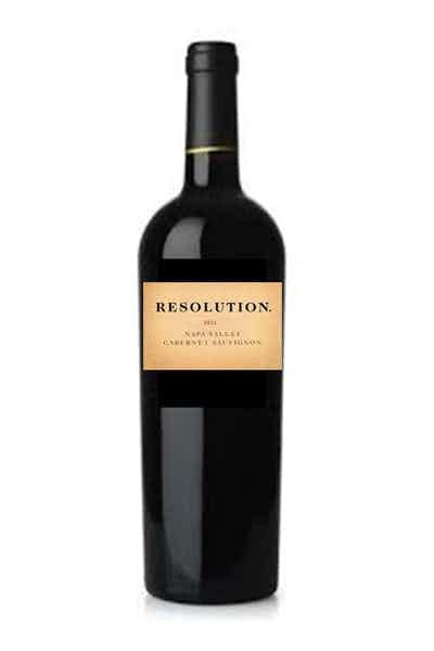 Branham EstateThe Resolution Cabernet Sauvignon