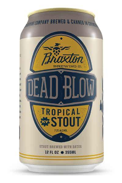 Braxton Dead Blow Stout