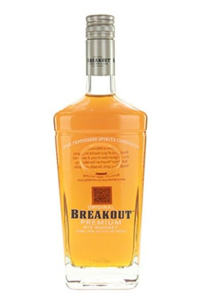 Breakout Rye Whiskey