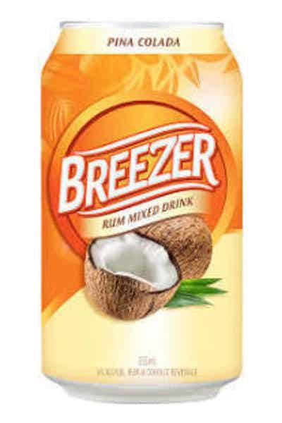 Breezer Pina Colada Cocktail