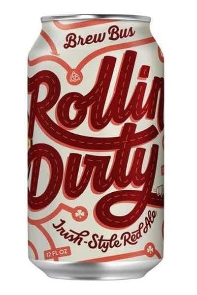Brew Bus Rollin' Dirty Irish Red