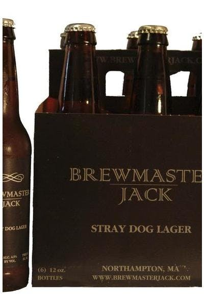 Brewmaster Jack Stray Dog Lager