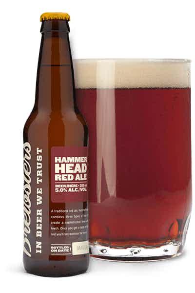 Brewster's Hammerhead Red