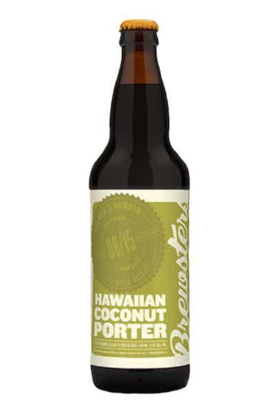 Brewster's Hawaiian Coconut Porter