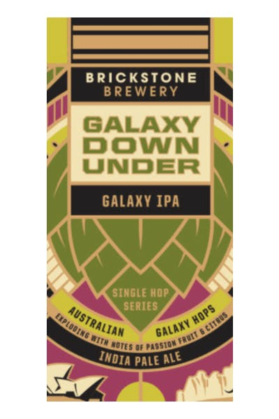 Brickstone Galaxy Down Under