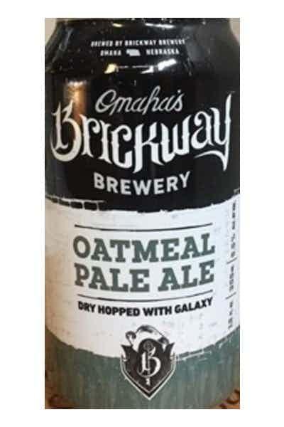 Brickway Oatmeal Pale Ale