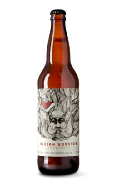 Bridge Sleigh Booster Red IPA