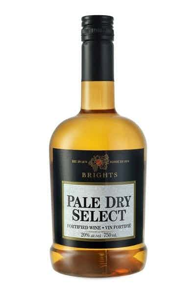 Brights Pale Dry Select Sherry