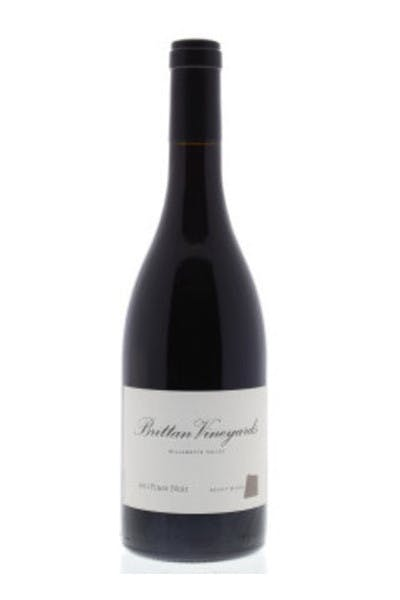 Brittan Vineyards Basalt Block Pinot Noir
