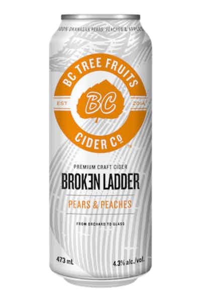 Broken Ladder Pears And Peaches Cider