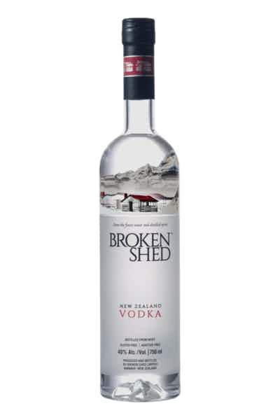 Broken Shed Vodka