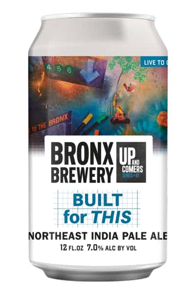 Bronx Brewry Built for This Northeast IPA