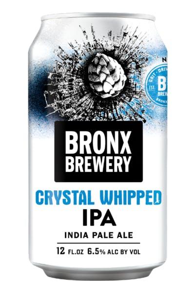 Bronx Crystal Whipped IPA