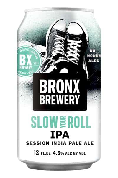 Bronx Slow Your Roll IPA