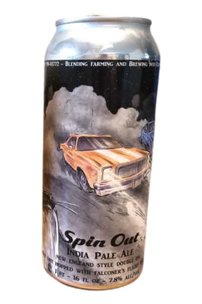 Brookeville Beer Farm Spin Out IPA
