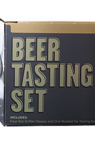 Brooklyn Brew Kit   Beer Tasting Set