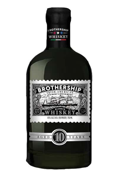 Brothership Irish American Blended Whiskey