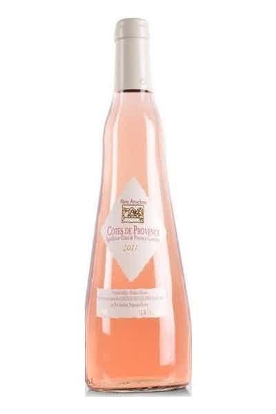 Brotte Pere Anselme Cotes De Provence Rosé