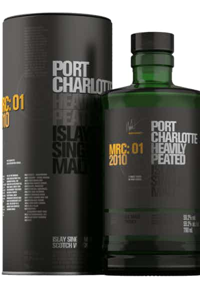Bruichladdich Port Charlotte MRC: 01