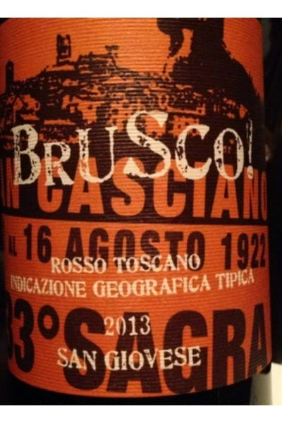 Brusco Sangiovese