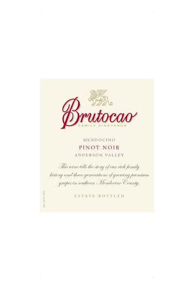 Brutocao Estate Bottled Slow Lope'n Pinot Noir