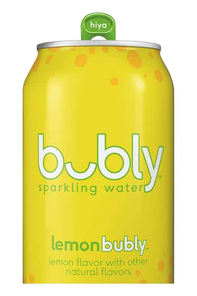 Bubly Lemon Sparkling Water