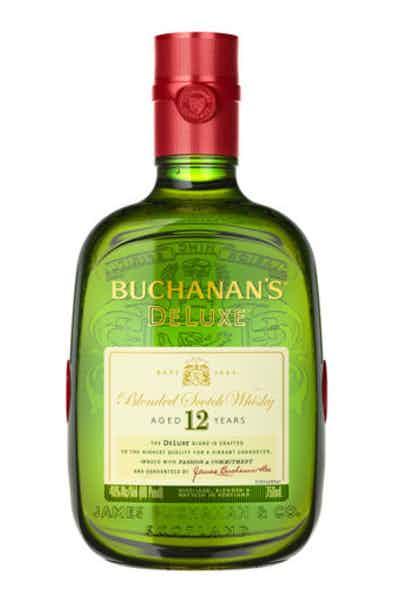 Buchanan's 12 Year Scotch