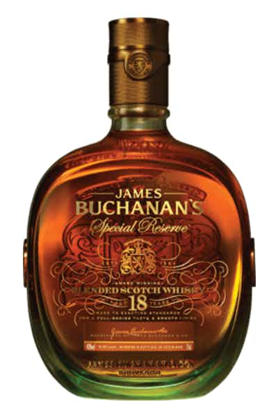 Buchanan's Special Reserve Aged 18 Years Blended Scotch Whisky