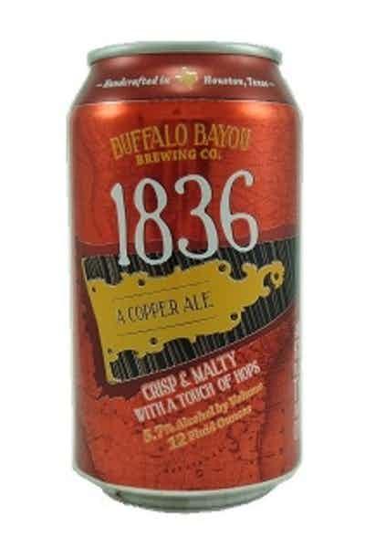 Buffalo Bayou 1836