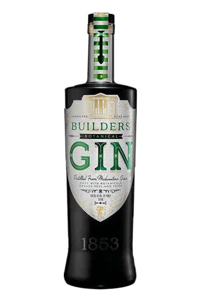 Builders Botanical Gin