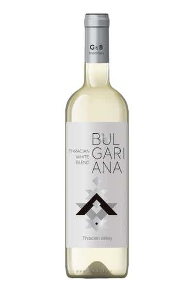 Bulgariana Thracian White Blend