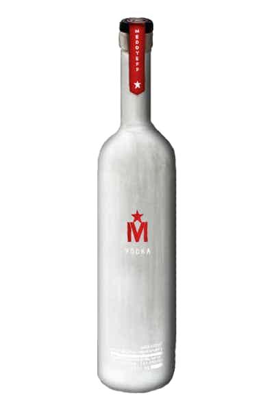 Bull Run Medoyeff Vodka