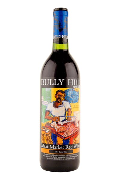 Bully Hill Meat Market Red Wine