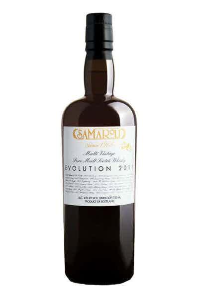 Bunnahabhain Samaroli Evolution Pure Malt Whiskey