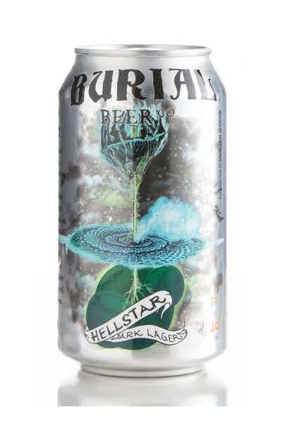 Burial Hellstar Dark Lager