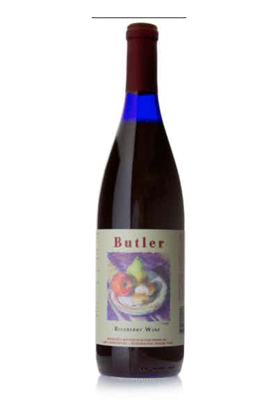Butler Blueberry Obsession Wine