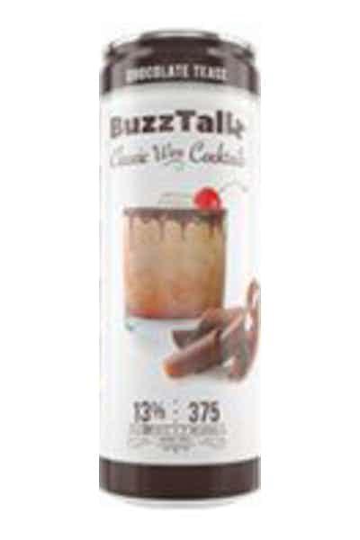 Buzztallz Chocolate Tease Wine Cocktail